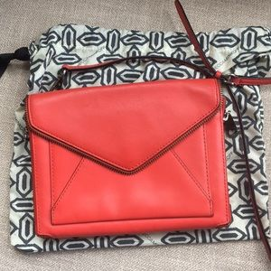 Rebecca Minkoff clutch or crossbody